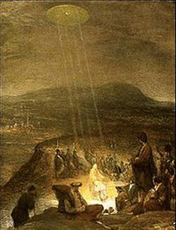 Battesimo di Gesu di Aert De Gelder