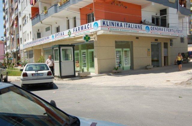 Sede della Pharma Matrix a Tirana