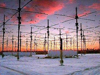 Antenne HAARP