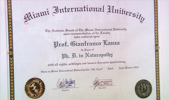 il -Diploma - di Lanza