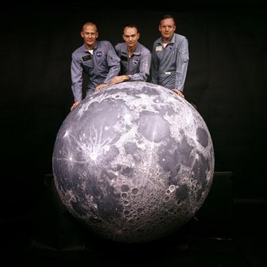 L'equipaggio dell'Apollo 11