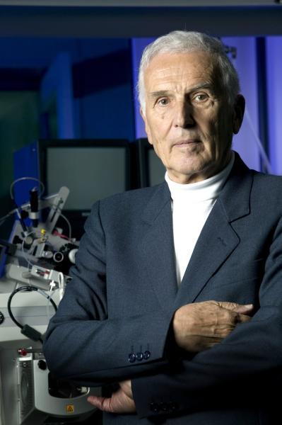 Il Prof Silvio Garattini