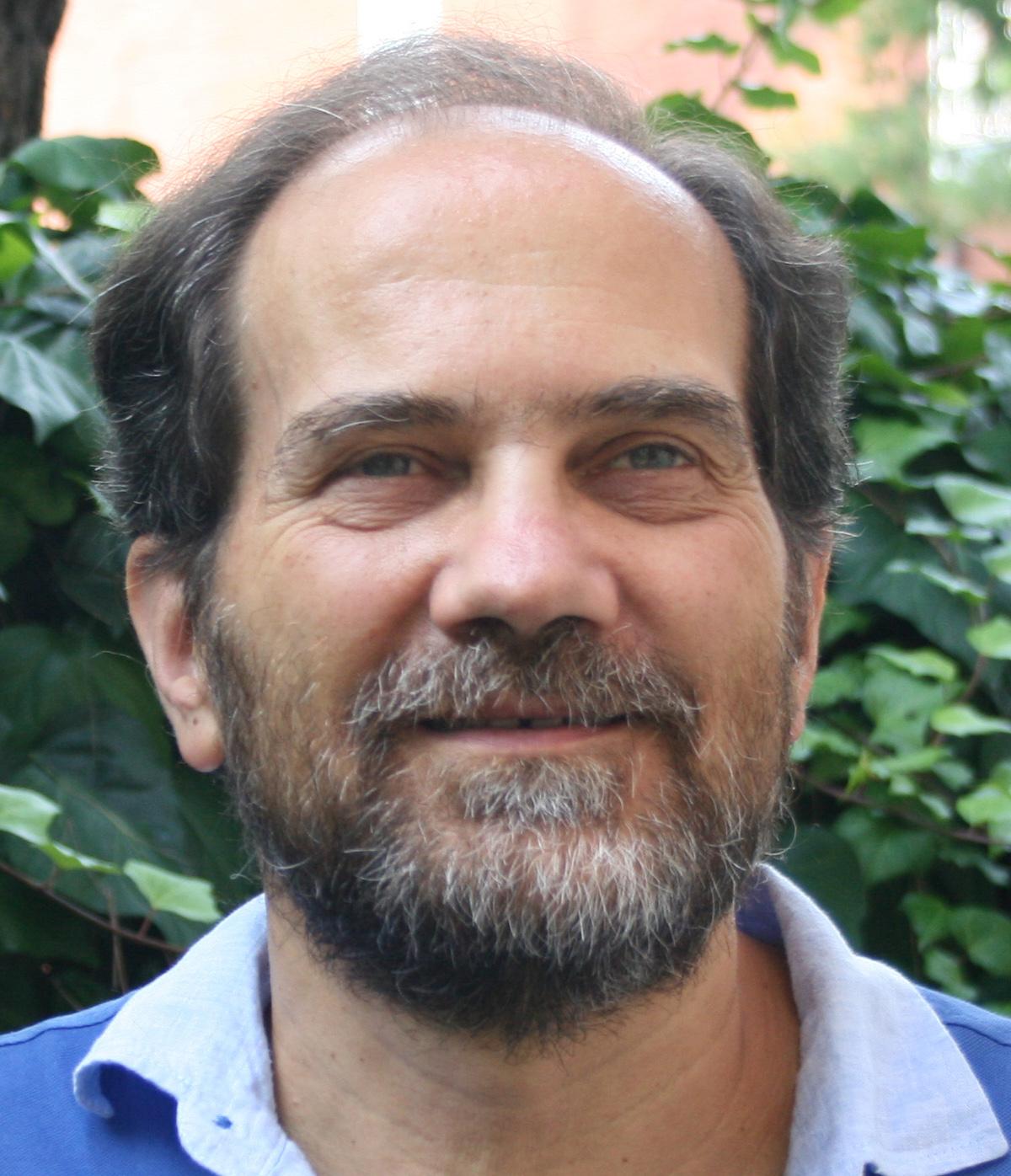 Luciano Di Tizio, presidente WWF Abruzzo