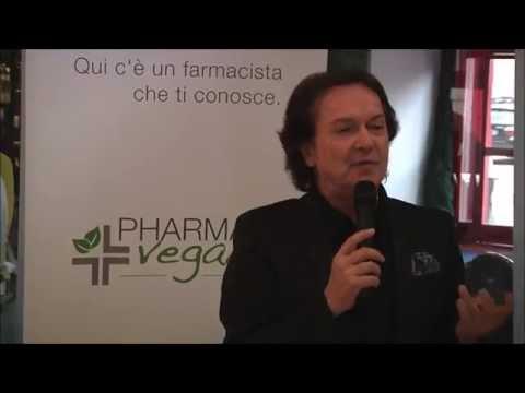 Red Canzian alla presentazione di Pharmavegana