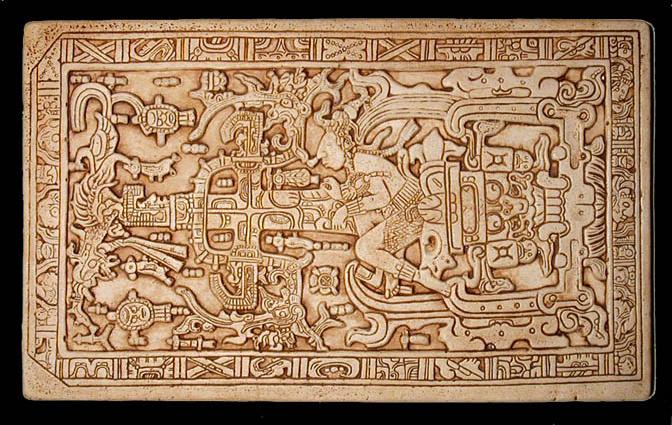 Astronauta di Palenque
