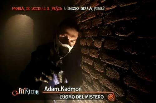 Adam Kadmon - il paladino della verità