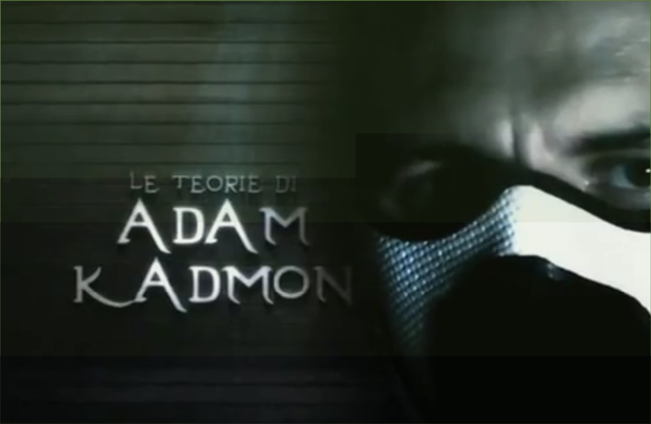 Adam Kadmon - L'uomo dei misteri