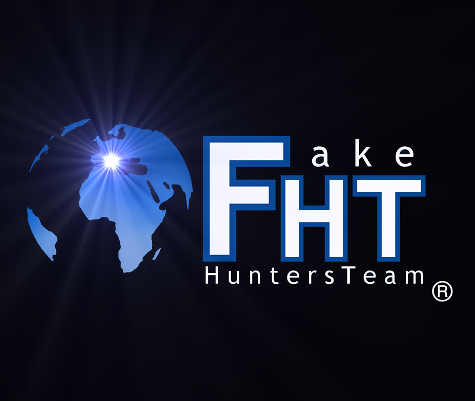 Logo di FHT Fakehuntersteam